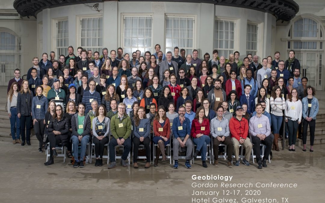 A Nice Memory from the Gordon Conference